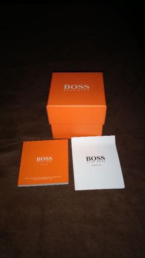 Reloj Hugo Boss original en caja original