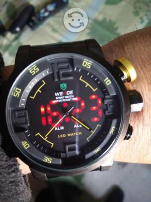 Reloj con Lets Sport
