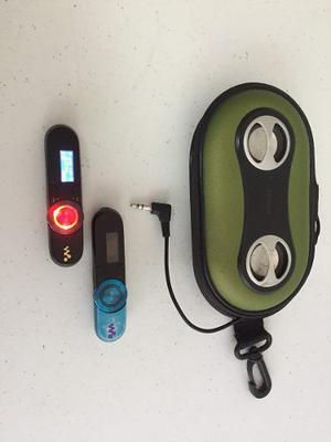 Sony Walkman 4gb Mp3 Player Nwz-b153f Negro