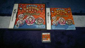 Super Monkey Ball Touch And Roll Completo Nintendo Ds