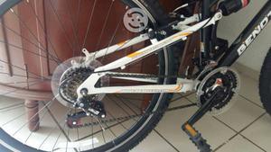 Bicicleta benotto como nueva