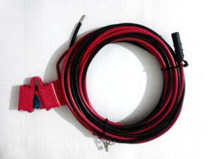 Cable de corriente para radios móviles