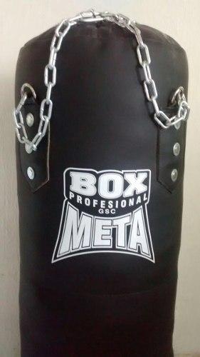 Costal Boxeo Piel 1.10alto Envío Gratis Costal Vacío