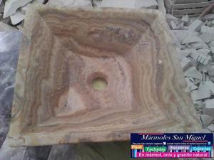 Ovalines De Marmol Y Onix En 40x40, Y Diametro De 40