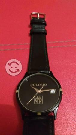 Reloj nivada de campaña de Luis Donaldo Colosio