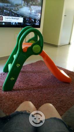 Resbaladilla para niños