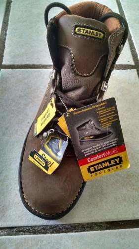 Botas De Seguridad Stanley Piel Caballero