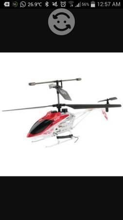 Busco helicoptero chico rc