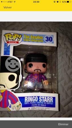 Funko Pop: Ringo Starr The Beatles Figura Vinil