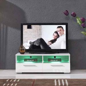 Liquidación Centro De Entretenimiento Tv Con Luz Led 2