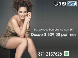 SKY HD Torreón, Distribuidor Autorizado SKY