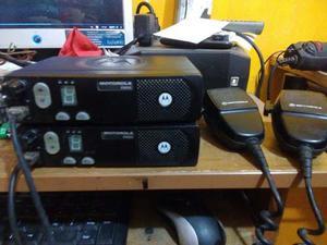 Se Venden 2 Radios Motorola Uhf Em200