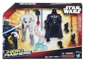 Star Wars Hero Mashers Battle Pack De Hasbro