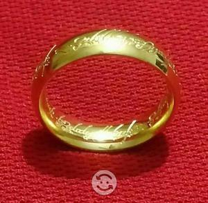 Anillo el señor de los anillos
