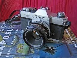 Camara Canon Tx