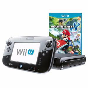 Consola Wii U con 12 juegos 2 controles Wii remote 1 control