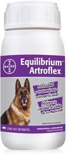 Frasco Con 60 Tabletas De Equilibrium Artoflex