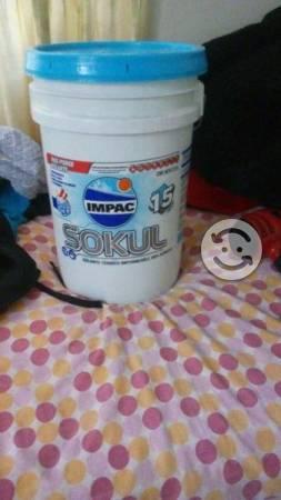Impermeabilizante Impac Sokul 15 años