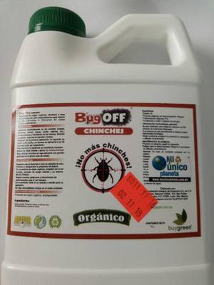 Insecticida Para Chinches 1l Organico