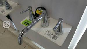 Mascladora para lavabo helvex