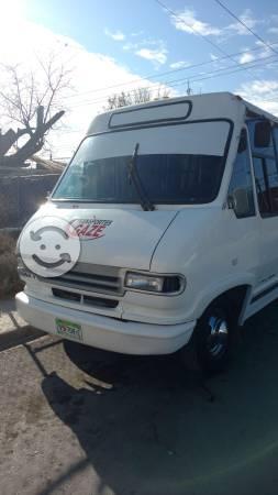 Microbús Chevrolet