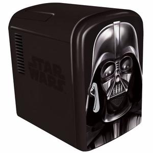 Mini Refrigerador Star Wars Darth Vader Para 6 Latas