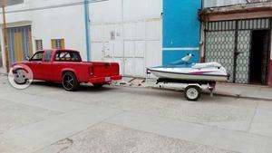 Moto aquatica