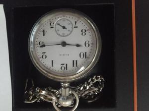 Reloj longines de colección tipo ferrocarrilero