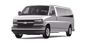 Renta de Camionetas Express Van, Hiace y Urvan