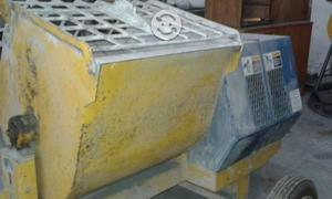Revolbedoras electricas usadas de concreto