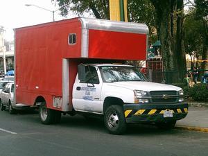 Transportes, Fletes, Mudanzas, Mensajería y Paquetería.