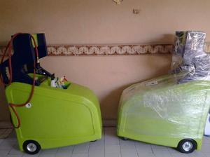 carrito para autolavado portátil