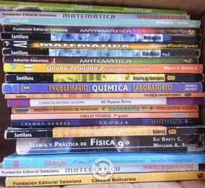 Cambio libros varios por utencilios de cocina