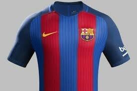 Jersey Playera De Futbol Barcelona  Nike Original