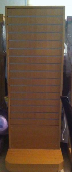 Panel Ranurado usado