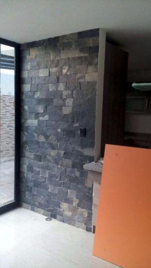 Piedra Laja Negra Mixteca 10x Largos (Slate)