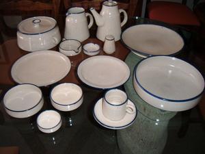 Platos en cer mica de talavera poblana posot class - Vajilla ceramica artesanal ...