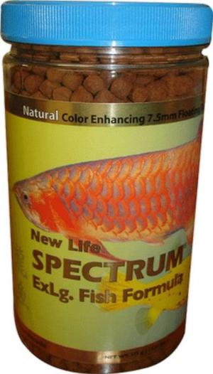 ALIMENTO PARA PECES NEW LIFE SPECTRUM PELLET 7MM FLOTANTE