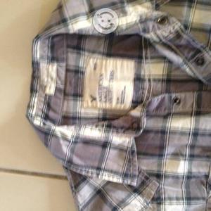 Camisa AMERICAN EAGLE TALLA CHICA ORIGINAL