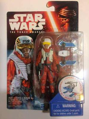 Figura Star Wars X Wing Pilot The Force Awaken
