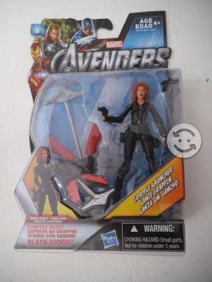 Grapple Blast Black Widow Avengers Tipo Universe