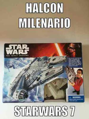 Halcon Milenario Star Wars 7 The Force Awekens Juguete