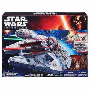 Halcon Milenario Star Wars The Force Awakens Hasbro Oferta