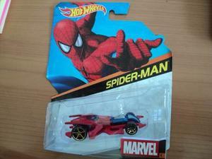 Hot Wheels Marvel Spirdeman