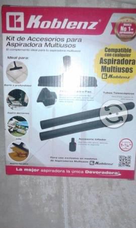 Kit de Accesorios Para Aspiradoras Multiusos Koble