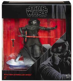 Kylo Ren Con Base The Black Series The Force Awakens