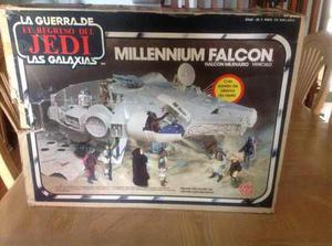 Nave Halcón Milenario Lily-ledy Vintage Star Wars