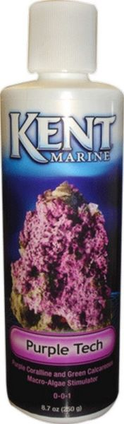 PURPLE TECH 227ML. ESTIMULADOR DE ALGAS Y CORALES
