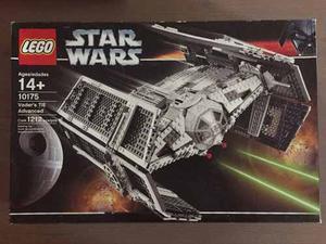 Star Wars Darth Vader Tie Fighter Advanced Lego  Piezas