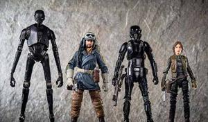 Star Wars Rogue One 6 Black Series Wave  Envio Gratis
